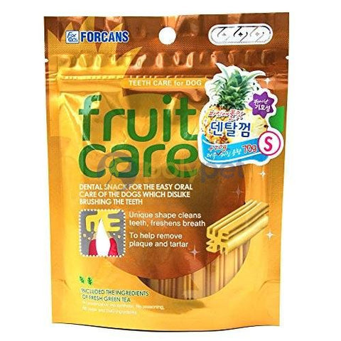 Forcans Fruit Care Pineapple Small 70g