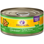 Wellness Complete Health Turkey Dinner Bits in Ample Gravy