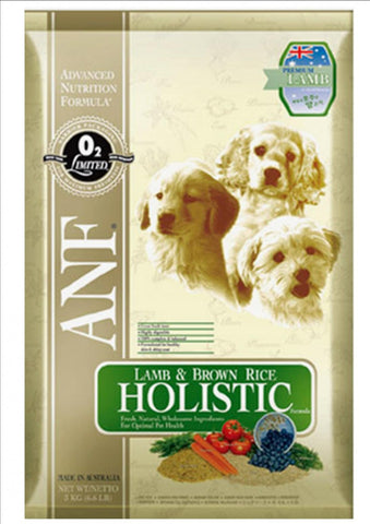 ANF Canine Lamb & Rice Holistic