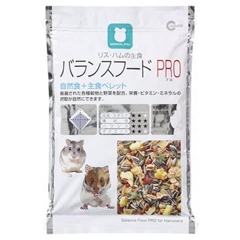 Marukan Balance Food Pro For Hamsters 400g