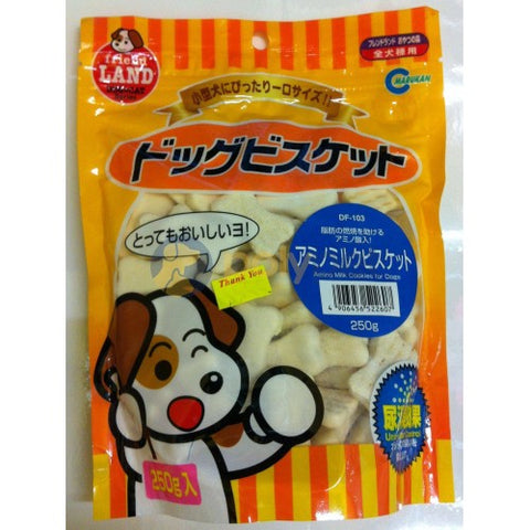 Marukan Amino Milk Cookies For Dogs 250g