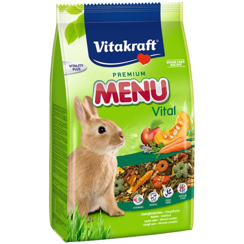 Vitakraft Menu Rabbit 3kg