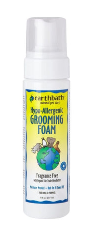 Earthbath Hypo-Allergenic Dog Grooming Foam