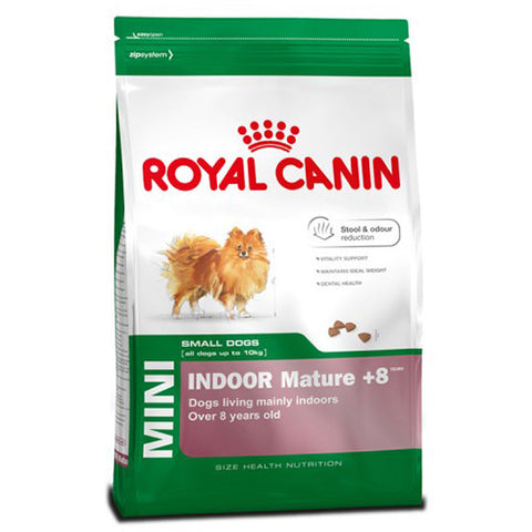 Royal Canin Mini Indoor Mature +8 1.5kg