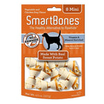 SmartBones Sweet Potato Classic Bone Chews Mini 8s