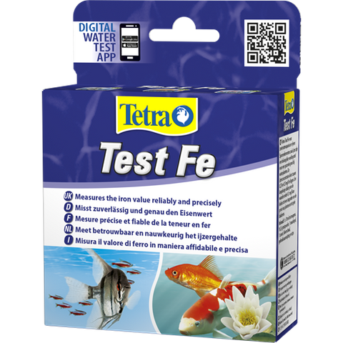 Tetra Test Fe 10 ml + 16.5 g