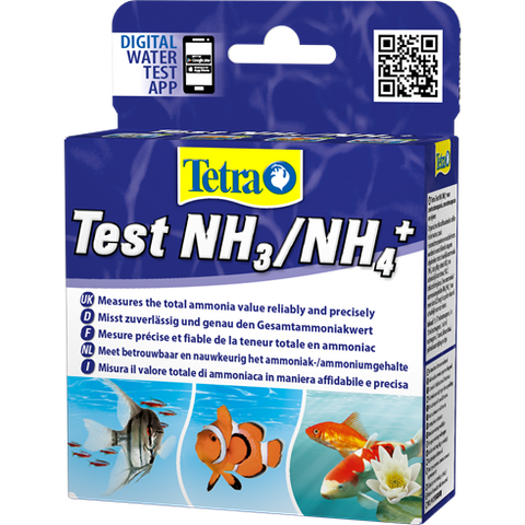 Tetra Test NH3/NH4+ 17ml