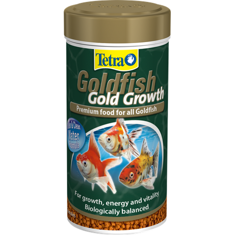 Tetra Goldfish Gold Growth 250ml