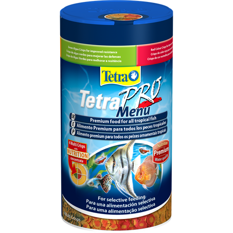 TetraPro Menu Fish Food 250ml