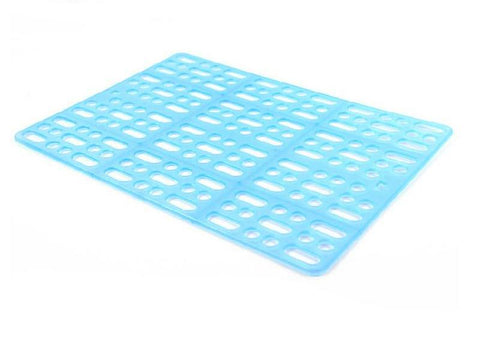 Carno Rabbit Cage Floor Mat