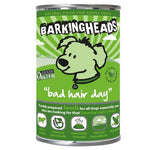 Barking Heads Canned Food Bad Hair Day Grain-Free Lamb 400g