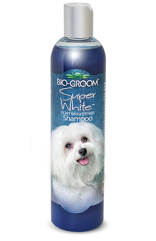 Bio-Groom Super White Shampoo 12oz