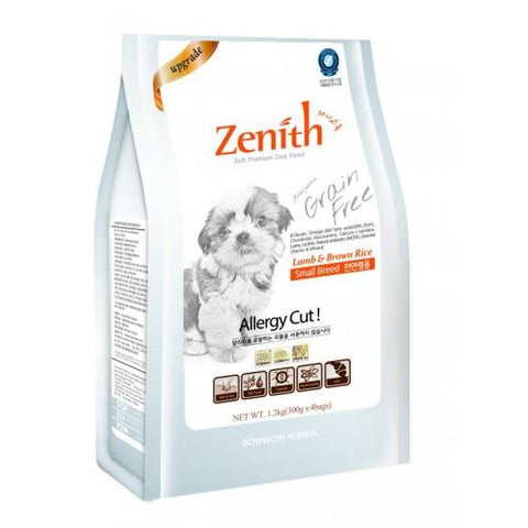 Zenith Lamb Brown Rice -Small Bite 1.2kg