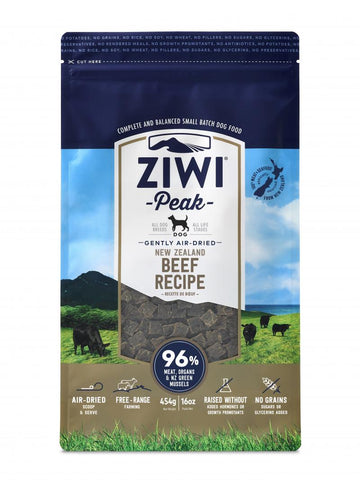 Ziwi Peak Daily Dog Air Dried Beef Cuisine 1kg