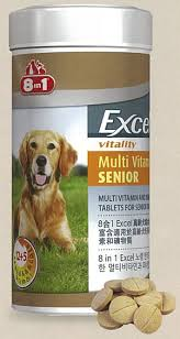 8in1 Excel Senior Multi-Vitamin 70tabs