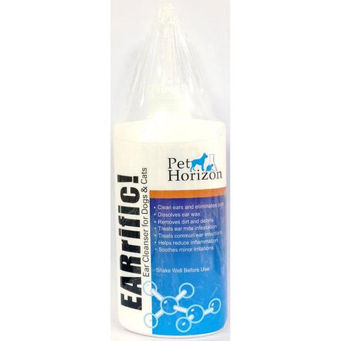 Pet Horizon Earrific Ear Cleaner 140ml