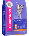 Eukanuba All Breed Puppy Food - Lamb & Rice 3kg
