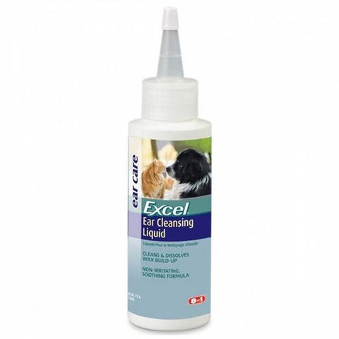 8IN1 Excel Ear Cleansing Liquid 4oz