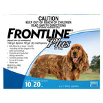 Frontline Plus for Dogs 10-20kg