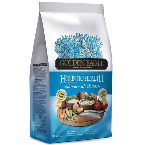 Golden Eagle Holistic Health Salmon Dog Food 2kg