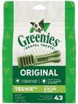 Greenies Dog Teenie 43pcs x 12oz
