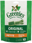 Greenies Dog Petite 10pcs x 6oz