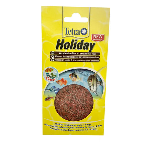 Tetra Holiday Fish Food 30g