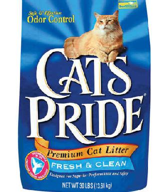 Cat's Pride Fresh n Clean Litter 20lbs