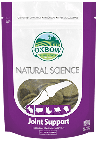 Oxbow Natural Science Supplements - Joint Support