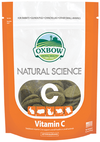 Oxbow Natural Science Vitamin C (60 ct)