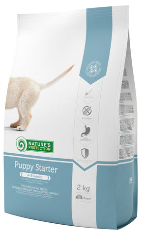Nature's Protection Puppy Starter Dog Food 2kg