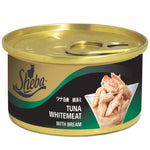 Sheba Tuna with Bream in Jelly 85g x24 cans