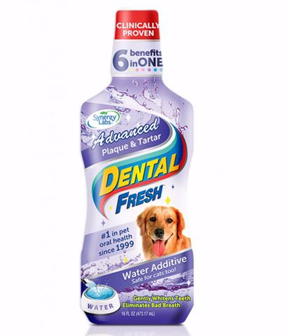 Dental Fresh Plaque Tartar For Dog 17oz