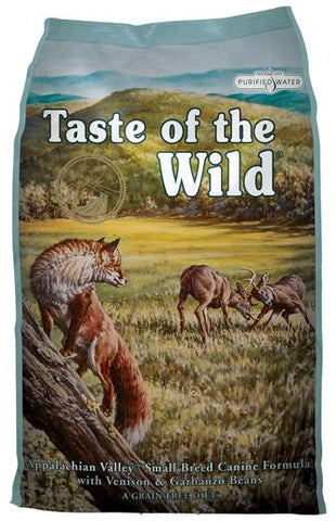 Taste of the Wild Appalachian Valley Dog Food 2kg