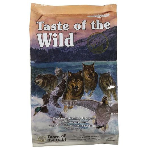Taste of the Wild Wetlands Dog Food 2kg