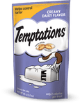 Temptations Creamy Dairy Flavour 85g 3 PACKS