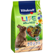Vitakraft Life Wellness Rabbit 600g