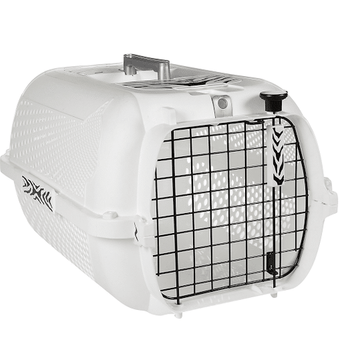 Dogit Voyageur Pet Carrier White 100