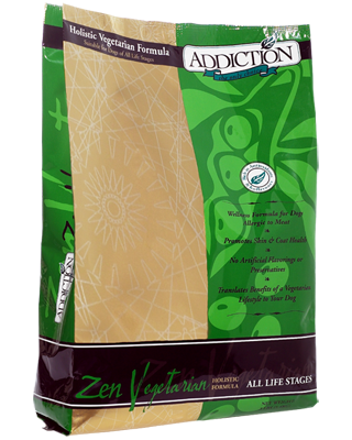 Addiction Dog Zen Vegetarian 3lbs