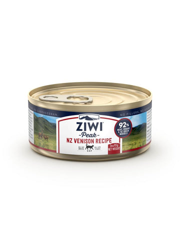 Ziwi Peak Moist Venison For Cats 185g