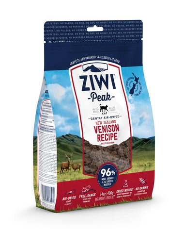 Ziwi Peak Daily Cat Air Dried Venison Cuisine 400g