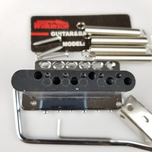 WILKINSON WVP Privot Tremolo Bridge Steel Saddles