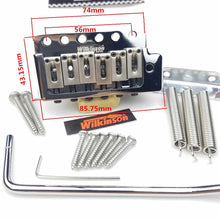 Load image into Gallery viewer, WilkinsonTremolo Bridge WOV09 For Stratocaster Guitar