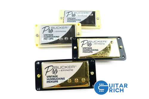 Epiphone Probucker and Alnico Classic pickups Les Paul SG Guitar Humbucker set