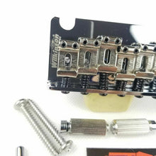 Load image into Gallery viewer, Wilkinson Privot Tremolo Bridge with Vintage Saddles for Strat Guitar WOV05
