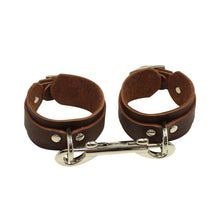 Load image into Gallery viewer, Leather Cuffs RM Williams - Silver
