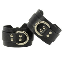 Load image into Gallery viewer, Statement Leather Cuffs