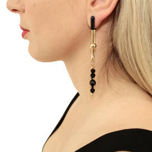 Load image into Gallery viewer, nipple clamp earrings gold pretty elegant