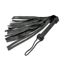 Load image into Gallery viewer, flogger whip, BDSM whip, Leather whip