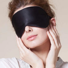 Load image into Gallery viewer, silk blindfold eyemask
